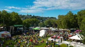 The Epic Outdoor Food Fest In Washington You Simply Cannot Miss