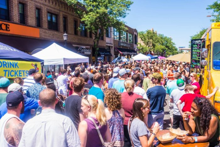 Food Truck Festivals In Mn