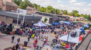 The Epic Outdoor Food Fest In North Dakota You Simply Cannot Miss