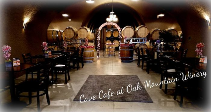 Oak Mountain Winery in store coupons app near me