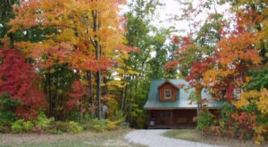 The Hidden Cabins In West Virginia That You'll Never Want To Leave