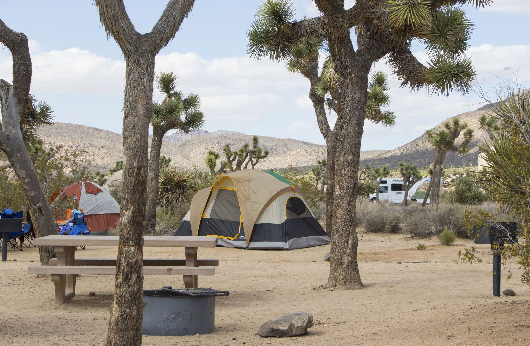 10 Campgrounds In Southern California Where You Don T Need