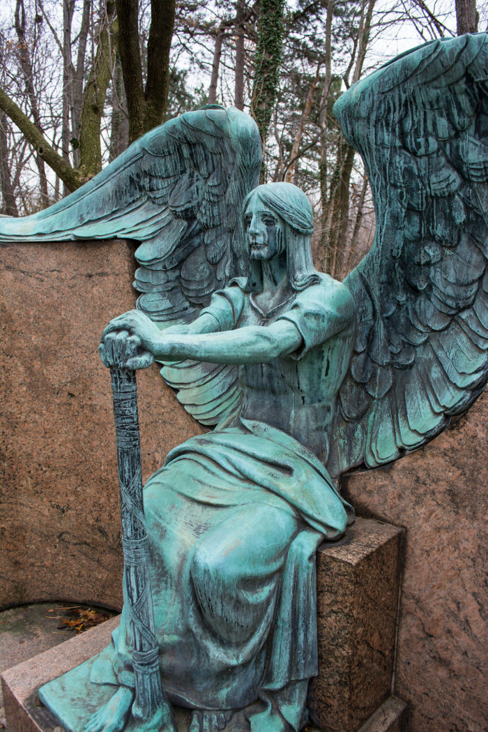 The Haserot Angel In Cleveland Will Chill You To The Bone