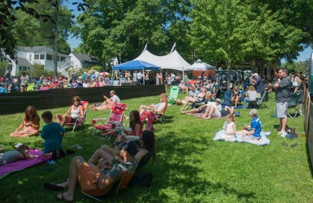 Maine Craft Music Festival