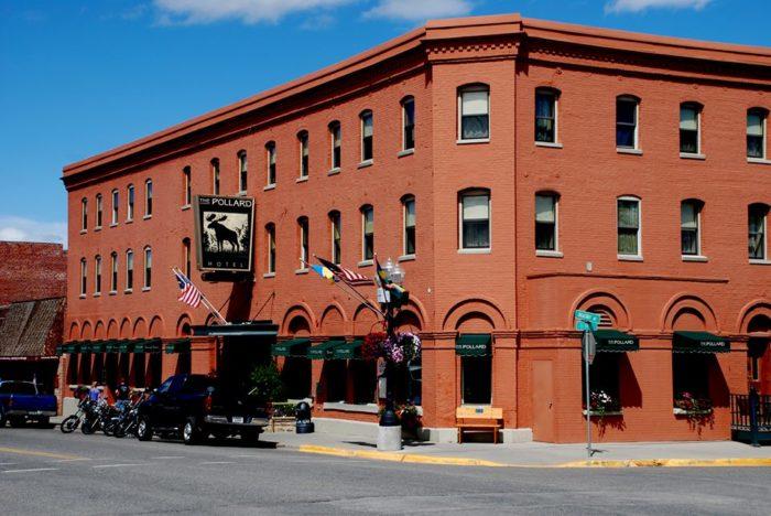 The Pollard 2 N Broadway Ave Red Lodge