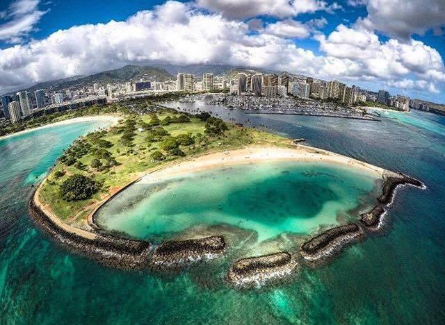 Magic Island Hawaii Images