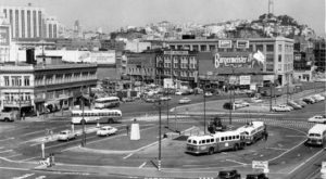 10 Vintage Photos Of San Francisco's Streets That Will Take You Back In Time