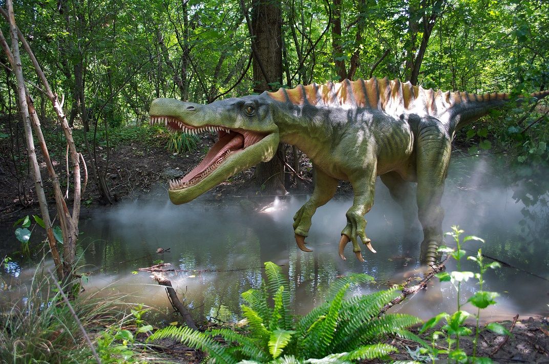 A New Dinosaur Attraction Has Arrived At The Pittsburgh