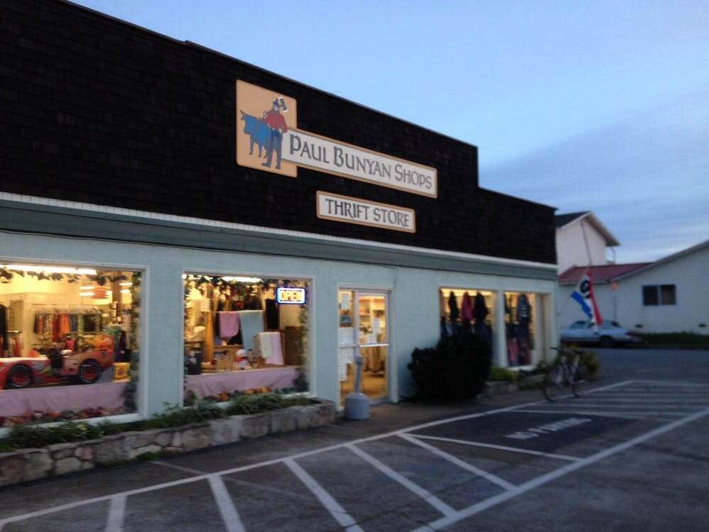 11 Of The Best Thrift Stores In Northern California