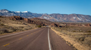 The 7 Best Backroads In New Mexico For A Long Scenic Drive