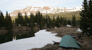 The 7 Best Places To Pitch A Tent Around Denver This Summer