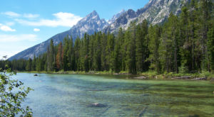 5 Little Known Swimming Spots In Wyoming That Will Make Your Summer Awesome