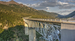 Cross These 7 Bridges In Alaska Just Because They're So Awesome