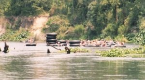There's Nothing Better Than Mississippi's Natural Lazy River On A Summer's Day