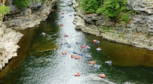 There's Nothing Better Than New York's Natural Lazy River On A Summer's Day
