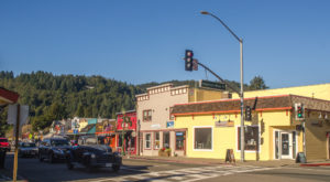 The Small Town In Northern California That's One Of The Coolest In The U.S.