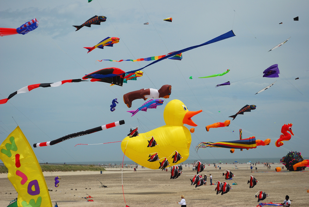 Calendar Cape May Nj : This incredible kite festival in new jersey is a must see