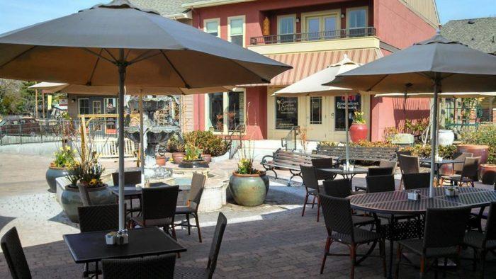 36th street bistro this idaho garden center is also a - Restaurants in garden city idaho ...