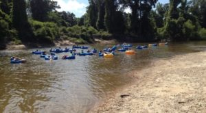 There's Nothing Better Than Louisiana's Natural Lazy River On A Summer's Day