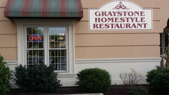 Graystone Homestyle Restaurant Johnstown Pa