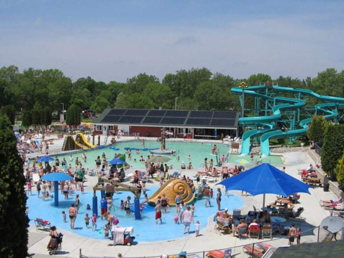 River Bend Rv Resort Is The Greateset Waterpark Campground