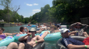 There's Nothing Better Than Texas' Natural Lazy River On A Summer's Day