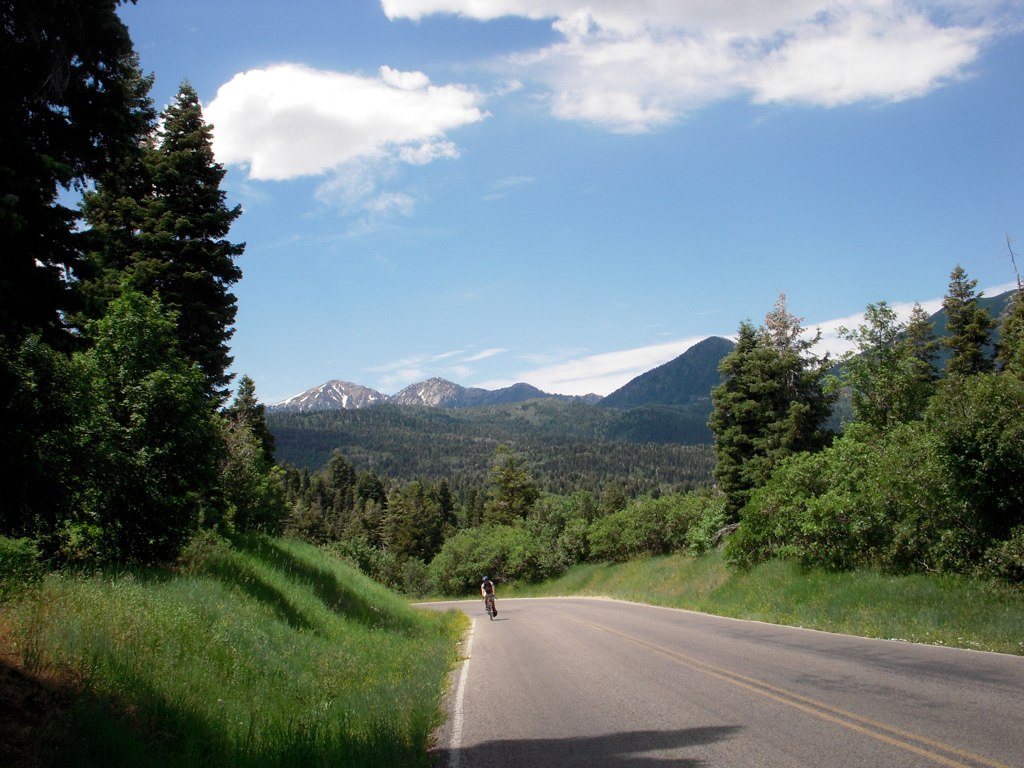 9 Beautiful Scenic Byways In Utah That Are Perfect For A Drive