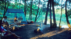 10 Spectacular Spots In Wisconsin Where You Can Camp Right On The Beach