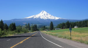 The 6 Best Backroads Around Portland For A Scenic Drive