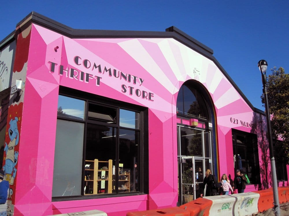 11 best thrift stores in san francisco for Best consignment stores nyc