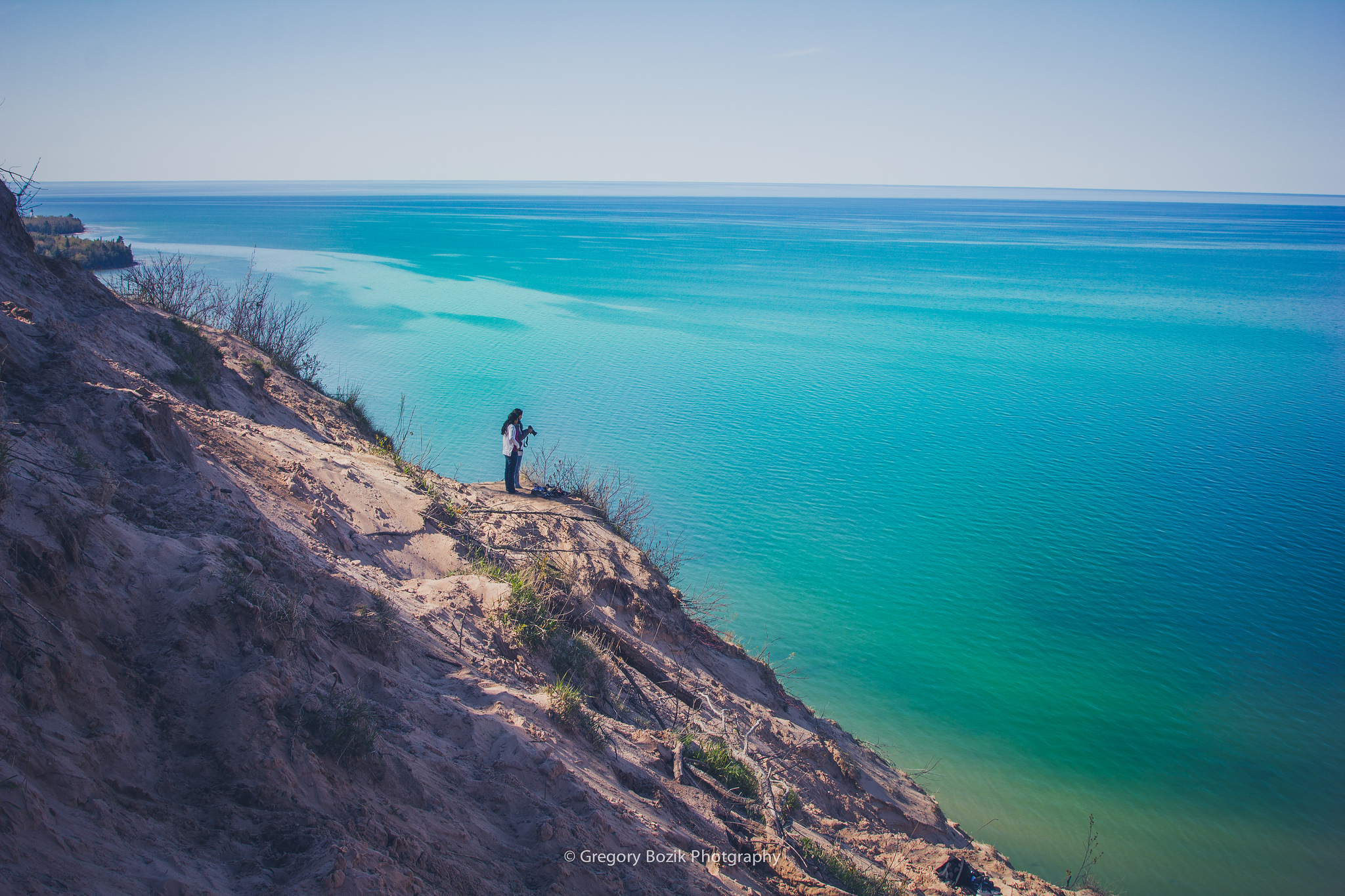 Idaho Sand Dunes >> 9 Most Beautiful Sand Dunes In Michigan