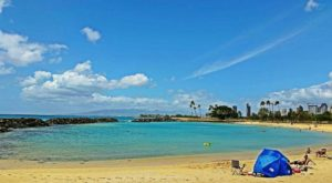 Most People Have No Idea This Enchanting Beach In Hawaii Even Exists