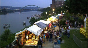 The Epic Outdoor Food Fest In West Virginia You Simply Cannot Miss