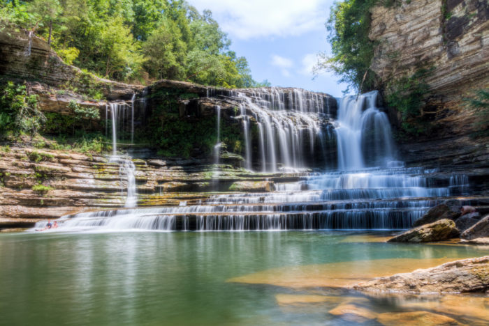 11 Little Known Swimming Spots In Tennessee