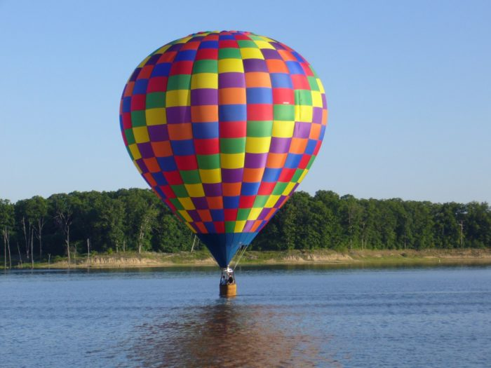 Hot Air Balloon Festivals In Illinois And When They Happen