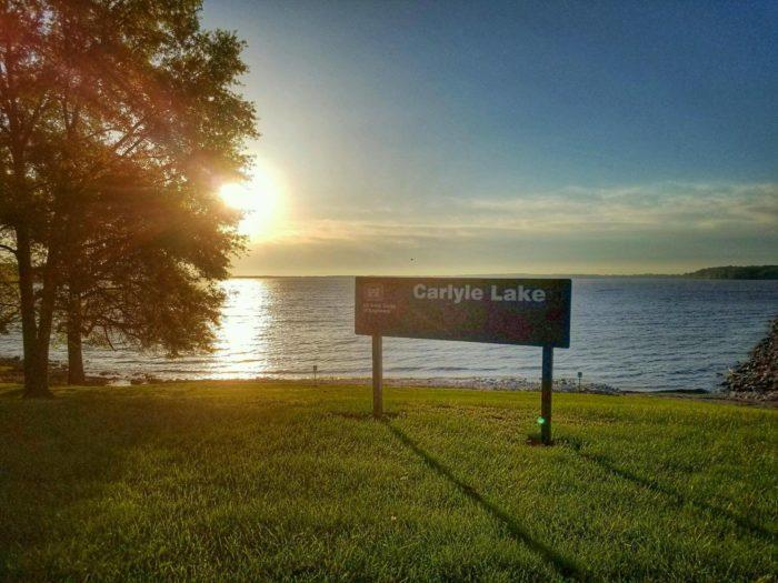 Facebook Carlyle Lake