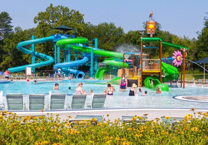 15 best waterparks in illinois - Lake district campsites with swimming pool ...