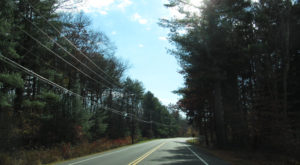 A Drive Down Connecticut's Loneliest Road Will Take You Miles And Miles Away From It All