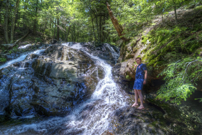 5 waterfall swimming holes in connecticut you need to visit - Swimming pools in great falls montana ...