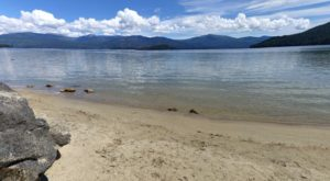 The Underrated Beach With The Whitest, Most Pristine Sand In Idaho