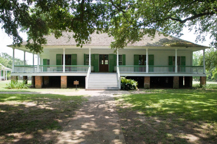 Take A Drive Down One Of Louisiana's Oldest Roads For A ...