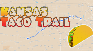 Your Tastebuds Will Go Crazy For This Amazing Taco Trail In Kansas