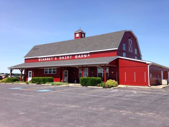 Facebook Chaneys Dairy Barn