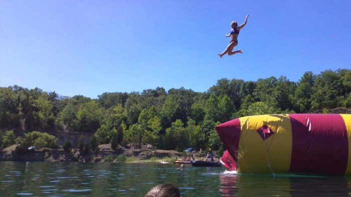 8 Little Known Swimming Spots In Kentucky That Will Make