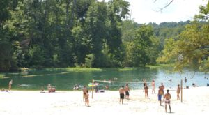 8 Little Known Swimming Spots In Kentucky That Will Make Your Summer Awesome