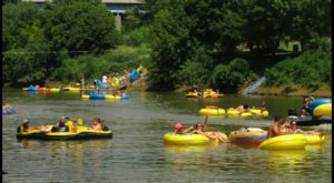 There's Nothing Better Than Kentucky's Natural Lazy River On A Summer's Day