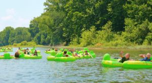 There's Nothing Better Than Missouri's Natural Lazy River On A Summer's Day