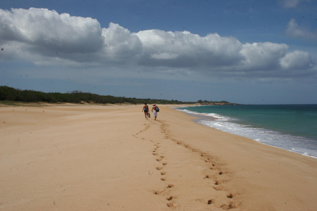 Molokai S Papohaku Beach Is The Longest Most Secluded