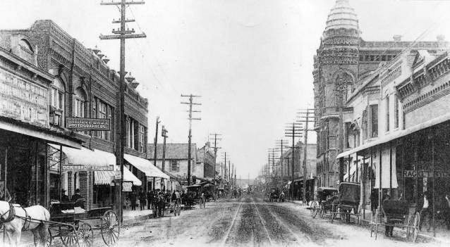 Here S What Louisiana S Small Towns Looked Like 100 Years