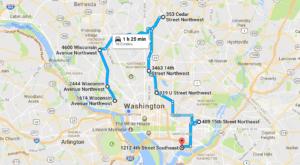 Your Tastebuds Will Go Crazy For This Amazing Taco Trail Through Washington DC